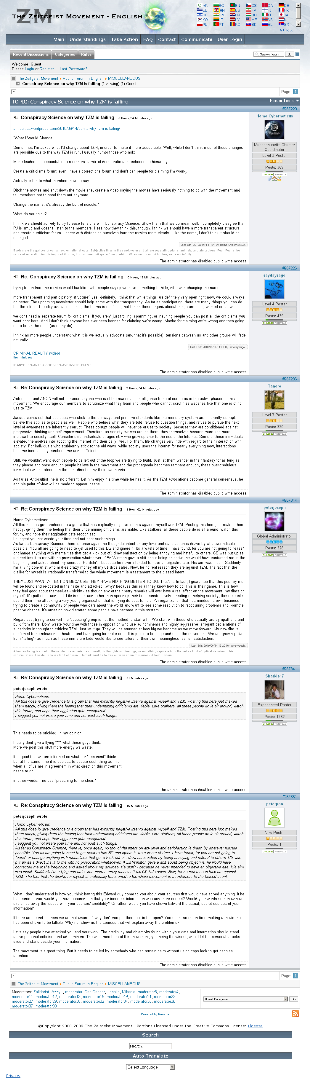 Page 3 archiving anticultist blog on sp forum skeptic project malvernweather Gallery